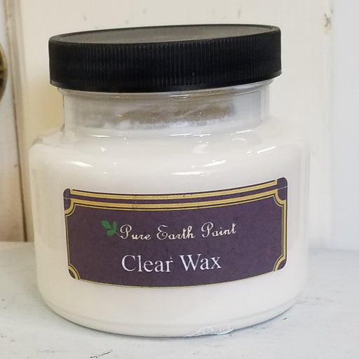 Clear Wax by Pure Earth Paint