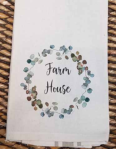 Farm House Kitchen Towel