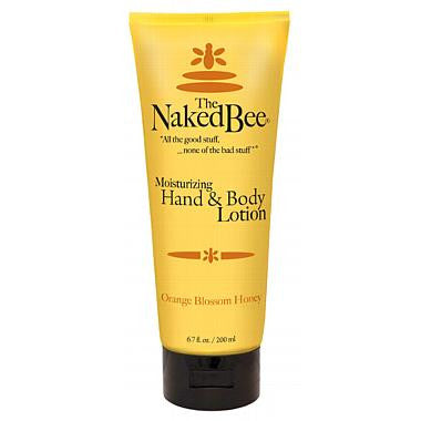 Naked Bee Orange Blossom Honey 6.7 oz lotion
