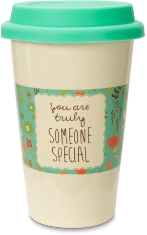 You Are Truly Someone Special Travel Mug
