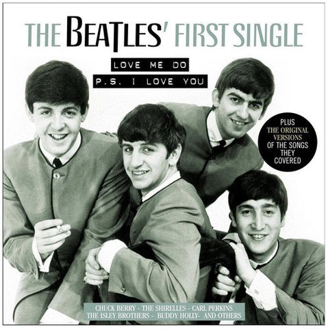 The Beatles' First Single (Love Me Do - P.S. I Love You)