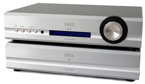 Preamplificador Pass Labs - XP-22
