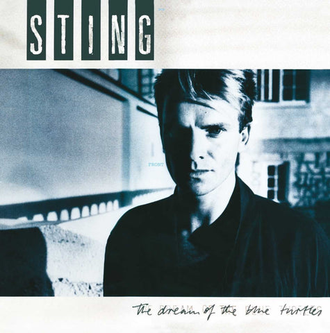 The Dream Of The Blue Turtles. Sting.