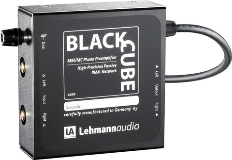 Lehmann Audio – Black Cube