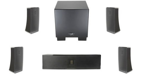Sistema Home Theater - MARTIN LOGAN MOTION