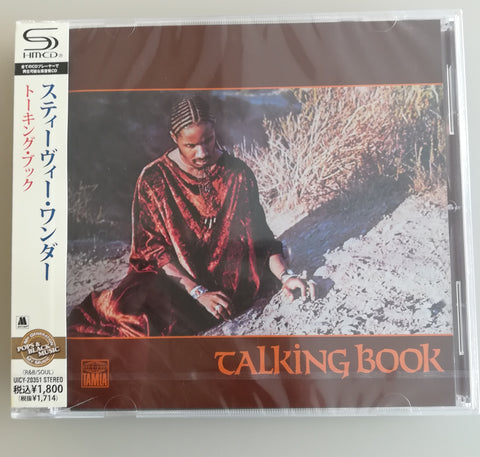 Stevie Wonder - TALKING BOOK (Ed Japon)