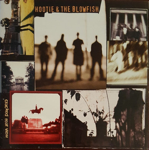 Hootie & The Blowfish ‎– Cracked Rear View