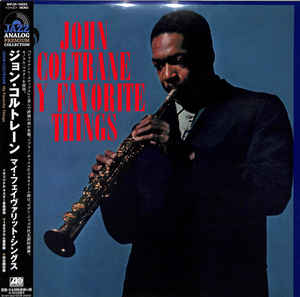 John Coltrane ‎– My Favorite Things (Ed. japonesa)