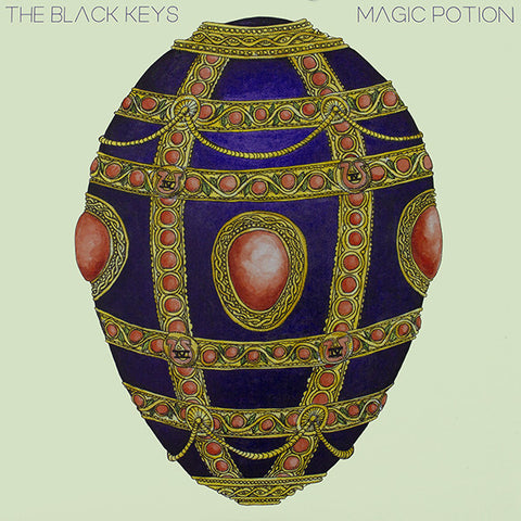 Magic Potion. The Black Keys.