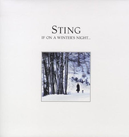 Sting ‎– If On A Winter's Night…