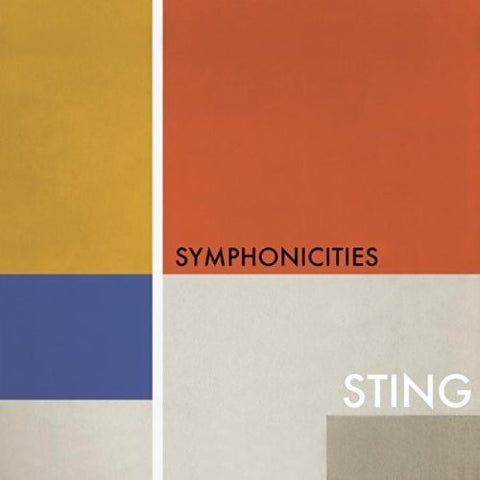 Symphonicities. Sting