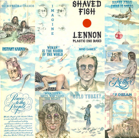 John Lennon - Shaved Fish (Collectable Lennon)