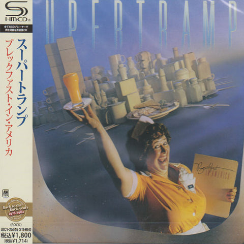 Supertramp-BREAKFAST IN AMERICA. (Ed. Japon)