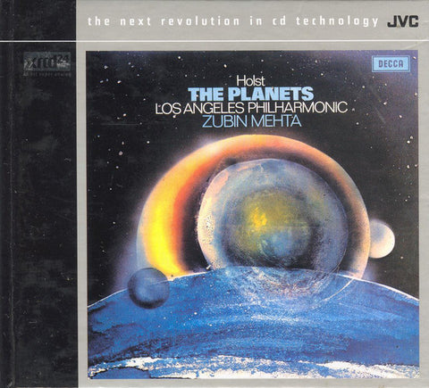Holst. THE PLANETS (Ed, XRCd. Ed JVC)