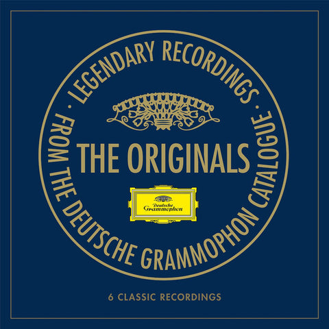 Legendary Recordings - 6 Classic Recordings