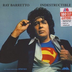 Ray Barretto ‎– Indestructible