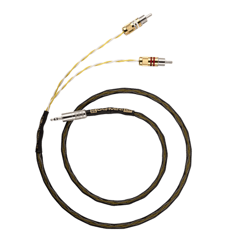 Cable RCA a 3.5 mm GQ-Mini Kimber Kable