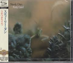 Steely Dan ‎– Katy Lied (Ed. japonesa) - SHM-CD