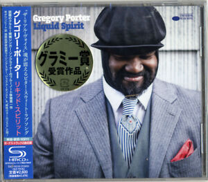Gregory Porter - Liquid Spirit (Ed. japonesa) - SHM-CD