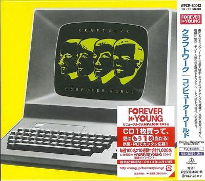 Kraftwerk - Computer World (Ed. japonesa) - CD