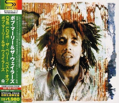 Bob Marley - One Love: The Very Best (Ed. japonesa) - SHM-CD