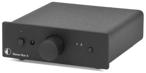 Amplificador Integrado Audiofilo Pro-ject Stereo Box S
