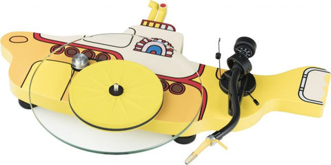 Tornamesa The Beatles-Yellow Submarine Pro-ject