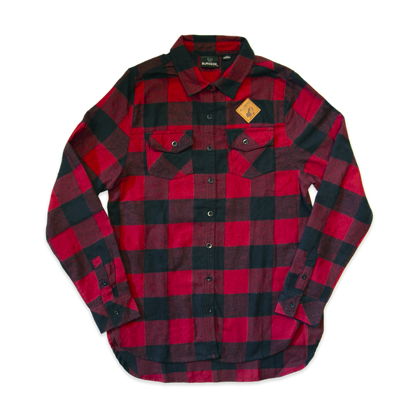 Women's Breckenridge Distillery Flannel