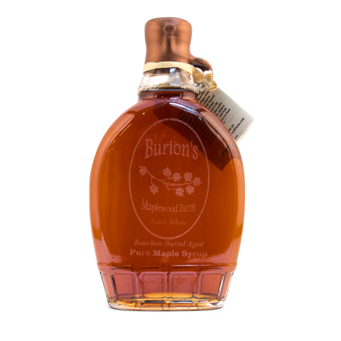 Maple Syrup: Bourbon Barrel Aged