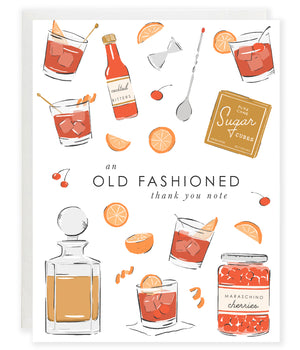 An Old Fashioned Thank You Note