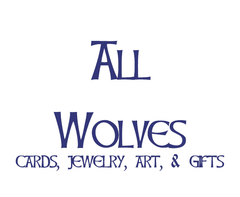All Wolves Cards, Artwork, and Jewelry