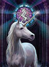 Unicorns Cards by Anne Stokes
