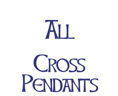 Cross Pendants & Charms
