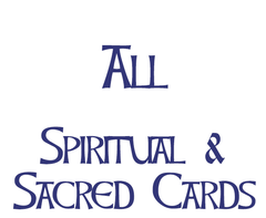 All Spiritual, Sacred, and Religious Cards