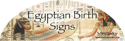 Egyptian Birth Zodiac Signs – Enchanted Jewelry & Gifts