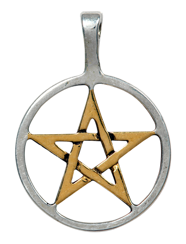 AM03-Pentagram for Balance & Harmony (Albion Magic) at Enchanted Jewelry & Gifts