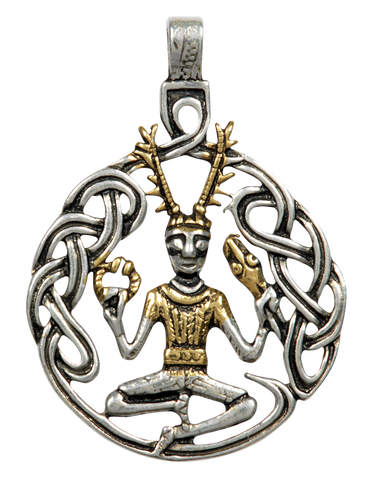 AM04-Cernunnos for Unity with Nature (Albion Magic) at Enchanted Jewelry & Gifts