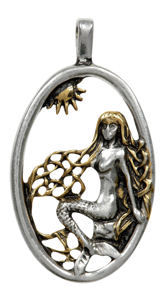 AM10-Magic Mermaid for Untamed Independence (Albion Magic) at Enchanted Jewelry & Gifts