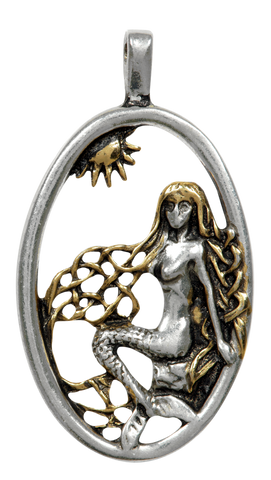 AM10 - Magic Mermaid for Untamed Independence (Albion Magic) at Enchanted Jewelry & Gifts