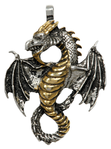 AM13-Air Dragon for Inspiration and Vitality (Albion Magic) at Enchanted Jewelry & Gifts
