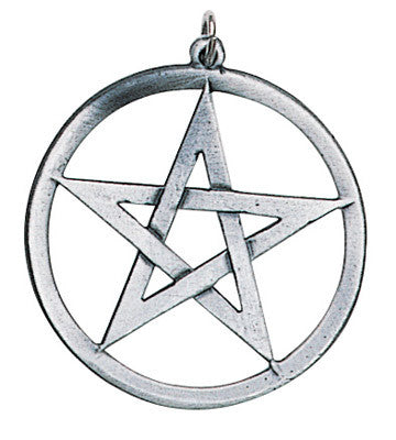 (Product Code: AMP241) Pentagram Pendant for Achievement of Goals, Ancient Celtic Symbol Magic - EnchantedJewelry