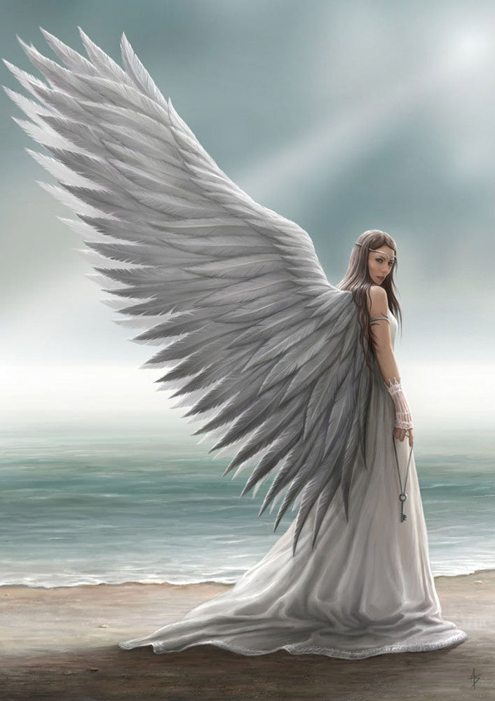 rAN39-Spirit Guide Card (Anne Stokes Angels Cards) at Enchanted Jewelry & Gifts