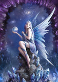 (Product Code: rAN44) Stargazer Card, Anne Stokes Dragons Cards - EnchantedJewelry - 1