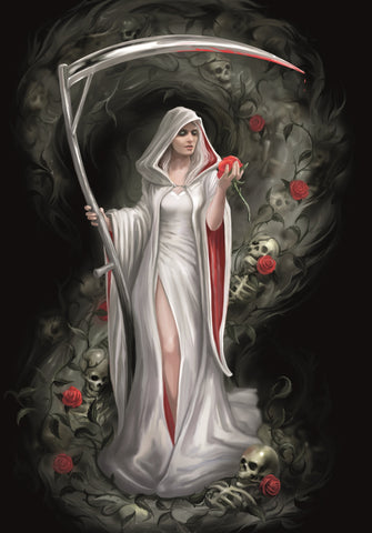 rAN82-Life Blood Card (Realms Cards by Anne Stokes) at Enchanted Jewelry & Gifts