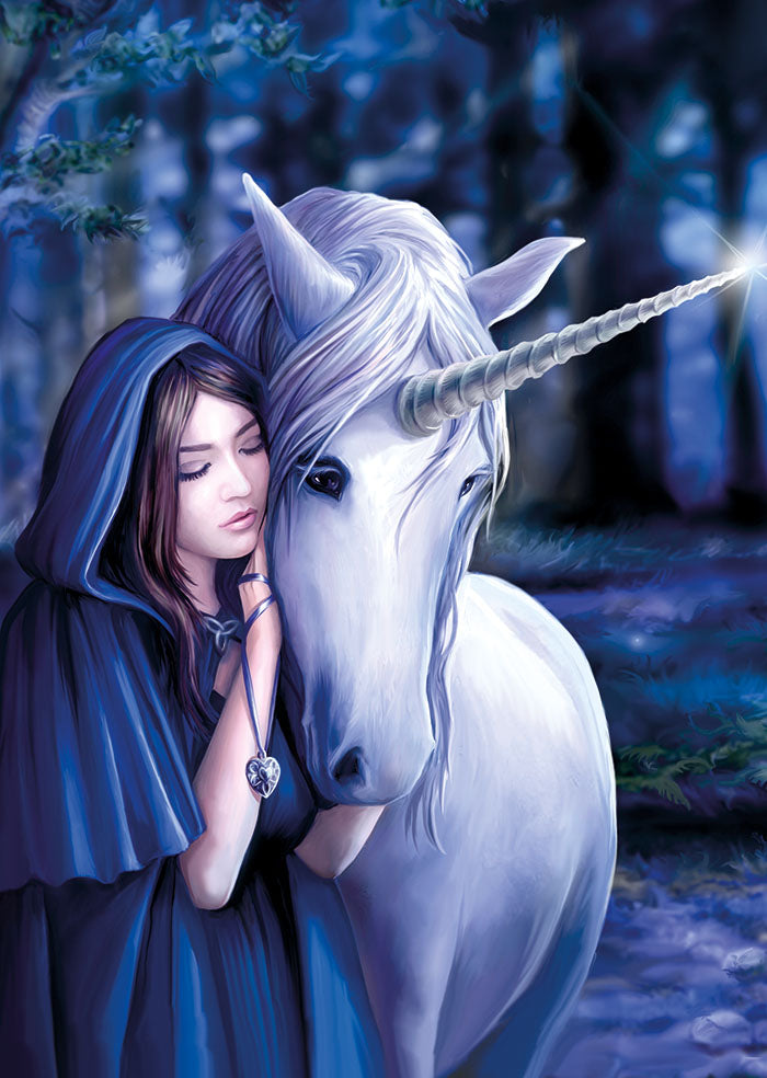 rAN94-Solace Card by Anne Stokes (Realms Cards by Anne Stokes) at Enchanted Jewelry & Gifts