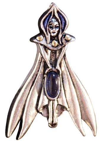 BAF12 - Bluebell Faerie Pendant for Magickal Dreams (Briar Angels and Faeries) at Enchanted Jewelry & Gifts