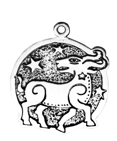 BC1 - Sidellu Gwynder (1 Jan - 22 Jan) Charm to invoke Attraction (Celtic Birth Charms) at Enchanted Jewelry & Gifts
