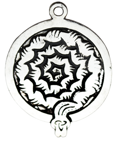 BC13-Keyne (2 Oct - 24 Oct) Charm to invoke Wisdom (Celtic Birth Charms) at Enchanted Jewelry & Gifts