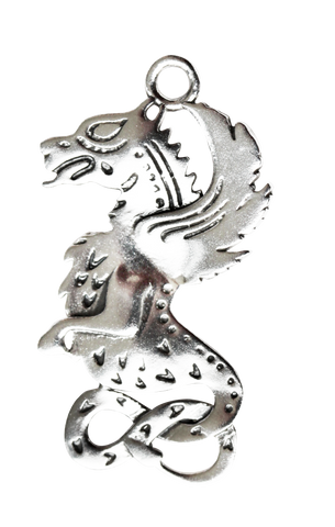 BC6 - Beltane (24 Apr - 16 May) Charm to invoke Power (Celtic Birth Charms) at Enchanted Jewelry & Gifts