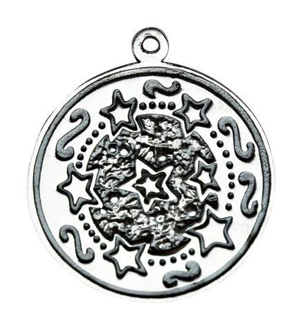 BCP05-Twr Tewdws (1 Apr - 23 Apr) Charm To Invoke Spirit (Celtic Birth Charms) at Enchanted Jewelry & Gifts